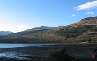 Self catering accommodation loch lomond